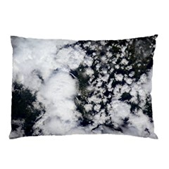Earth Right Now Pillow Case (two Sides)