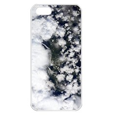 Earth Right Now Apple Iphone 5 Seamless Case (white)