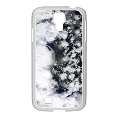Earth Right Now Samsung Galaxy S4 I9500/ I9505 Case (white)