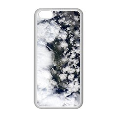 Earth Right Now Apple Iphone 5c Seamless Case (white)