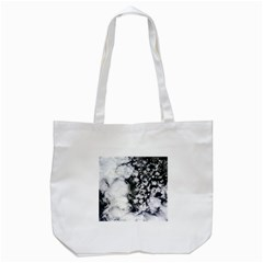 Earth Right Now Tote Bag (white)