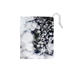 Earth Right Now Drawstring Pouches (small)