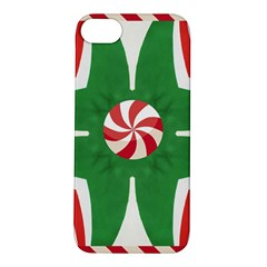 Candy Cane Kaleidoscope Apple Iphone 5s/ Se Hardshell Case