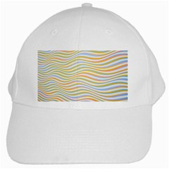 Art Abstract Colorful Colors White Cap