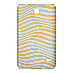 Art Abstract Colorful Colors Samsung Galaxy Tab 4 (8 ) Hardshell Case