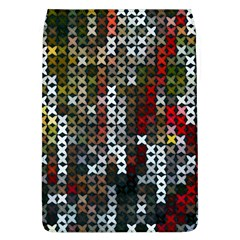 Christmas Cross Stitch Background Flap Covers (l)