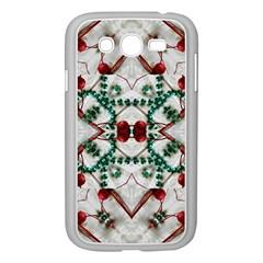 Christmas Paper Samsung Galaxy Grand Duos I9082 Case (white)