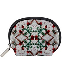 Christmas Paper Accessory Pouches (small)