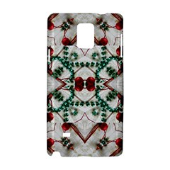 Christmas Paper Samsung Galaxy Note 4 Hardshell Case