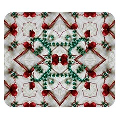 Christmas Paper Double Sided Flano Blanket (small)