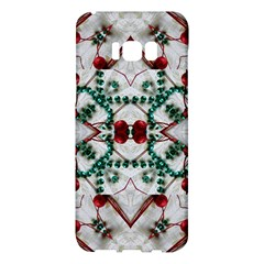 Christmas Paper Samsung Galaxy S8 Plus Hardshell Case