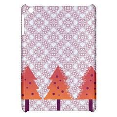 Christmas Card Elegant Apple Ipad Mini Hardshell Case