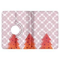 Christmas Card Elegant Kindle Fire Hdx Flip 360 Case