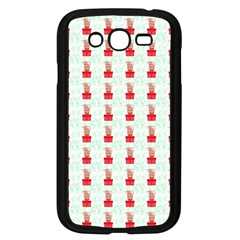 At On Christmas Present Background Samsung Galaxy Grand Duos I9082 Case (black)
