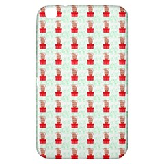 At On Christmas Present Background Samsung Galaxy Tab 3 (8 ) T3100 Hardshell Case