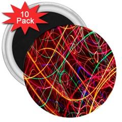 Wave Behaviors 3  Magnets (10 Pack)