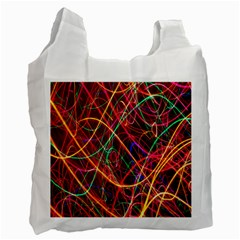 Wave Behaviors Recycle Bag (two Side)