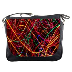 Wave Behaviors Messenger Bags