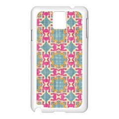 Christmas Wallpaper Samsung Galaxy Note 3 N9005 Case (white)