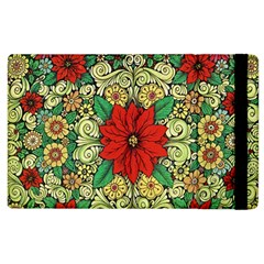Calsidyrose Groovy Christmas Apple Ipad 2 Flip Case