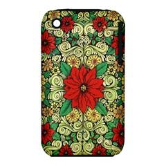 Calsidyrose Groovy Christmas Iphone 3s/3gs