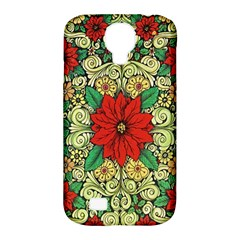 Calsidyrose Groovy Christmas Samsung Galaxy S4 Classic Hardshell Case (pc+silicone)