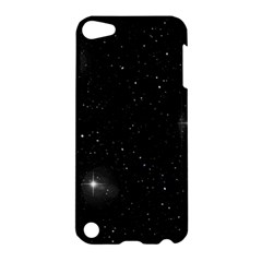 Starry Galaxy Night Black And White Stars Apple Ipod Touch 5 Hardshell Case