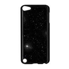 Starry Galaxy Night Black And White Stars Apple Ipod Touch 5 Case (black)