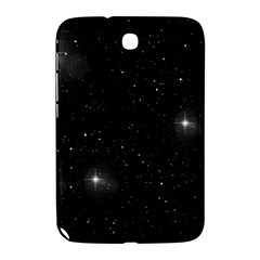 Starry Galaxy Night Black And White Stars Samsung Galaxy Note 8 0 N5100 Hardshell Case
