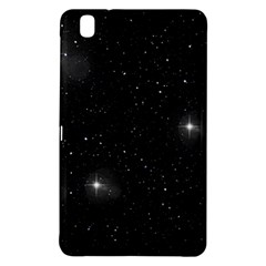 Starry Galaxy Night Black And White Stars Samsung Galaxy Tab Pro 8 4 Hardshell Case
