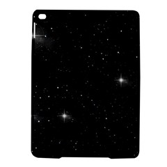 Starry Galaxy Night Black And White Stars Ipad Air 2 Hardshell Cases
