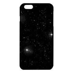 Starry Galaxy Night Black And White Stars Iphone 6 Plus/6s Plus Tpu Case