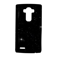 Starry Galaxy Night Black And White Stars Lg G4 Hardshell Case
