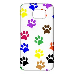 Pawprints Paw Prints Paw Animal Galaxy S6
