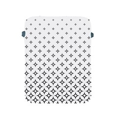 Star Pattern Decoration Geometric Apple Ipad 2/3/4 Protective Soft Cases