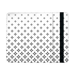 Star Pattern Decoration Geometric Samsung Galaxy Tab Pro 8 4  Flip Case