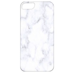 Marble Texture White Pattern Apple Iphone 5 Classic Hardshell Case