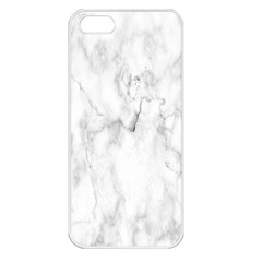 White Background Pattern Tile Apple Iphone 5 Seamless Case (white)