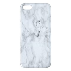 White Background Pattern Tile Apple Iphone 5 Premium Hardshell Case