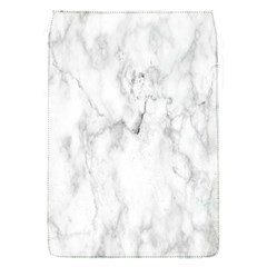 White Background Pattern Tile Flap Covers (s)