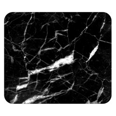 Black Texture Background Stone Double Sided Flano Blanket (small)