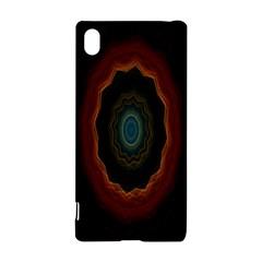 Cosmic Eye Kaleidoscope Art Pattern Sony Xperia Z3+