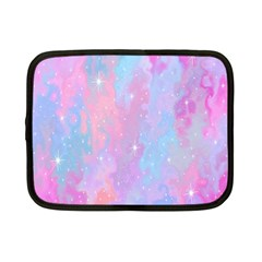 Space Psychedelic Colorful Color Netbook Case (small)