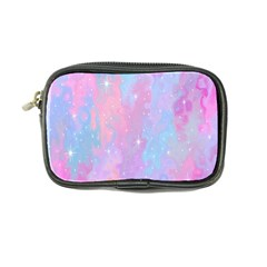 Space Psychedelic Colorful Color Coin Purse