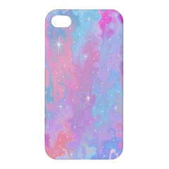 Space Psychedelic Colorful Color Apple Iphone 4/4s Hardshell Case