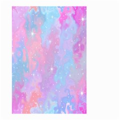 Space Psychedelic Colorful Color Small Garden Flag (two Sides)