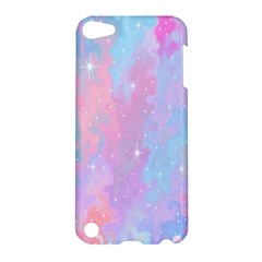 Space Psychedelic Colorful Color Apple Ipod Touch 5 Hardshell Case