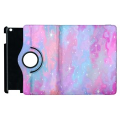 Space Psychedelic Colorful Color Apple Ipad 3/4 Flip 360 Case