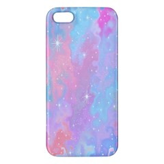 Space Psychedelic Colorful Color Iphone 5s/ Se Premium Hardshell Case