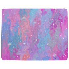 Space Psychedelic Colorful Color Jigsaw Puzzle Photo Stand (rectangular)